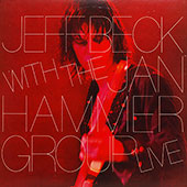 Jeff Beck - With The Jan Hammer Group Live